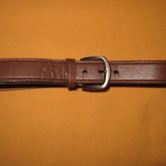 Curea piele naturala VEN TOMY, originala (lg 105 cm), 105cm, Din imagine