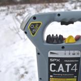 Detectare cabluri si conducte subterane