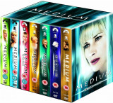 Film Serial Medium BoxSet DVD Complete Collection, Altele, Engleza, independent productions