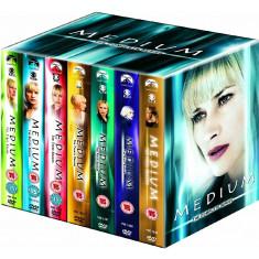 Film Serial Medium BoxSet DVD Complete Collection