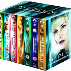 Film Serial Medium BoxSet DVD Complete Collection