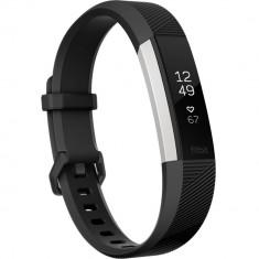 Bratara Fitness Alta HR Marimea S Negru, Fitbit