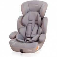 Scaun auto 9-36kg Coto Baby Jazz Gri, 1-2-3 (9-36 kg)