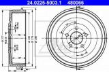Tambur frana PEUGEOT EXPERT (224) (1995 - 2016) ATE 24.0225-5003.1