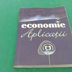 ECONOMIE *APLICAȚII/2000