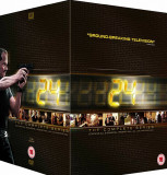 Film Serial 24 Box Set DVD Complete Collection
