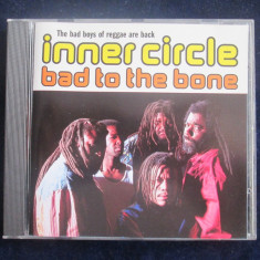 Inner Circle - Bad To The Bone _ c,album _ WEA ( Europa , 1992 ), CD