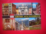 HOPCT 39996 INNSBRUCK  AUSTRIA  - STAMPILOGRAFIE-CIRCULATA