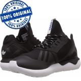 Pantofi sport Adidas Originals Tubular Runner pentru barbati -adidasi originali, 40 2/3, 42 2/3, 43 1/3, 44, 44 2/3, Negru, Textil