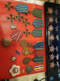 Pachet insigne romanesti, Romania de la 1950