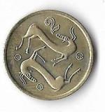 Moneda 2 cents 1985 - Cipru, Europa