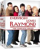 Film Serial Everybody Loves Raymond Seasons 1-9 BoxSet DVD, Comedie, Engleza, columbia pictures