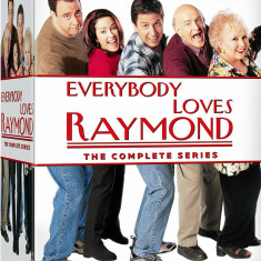 Film Serial Everybody Loves Raymond Seasons 1-9 BoxSet DVD, Comedie, Engleza, columbia pictures
