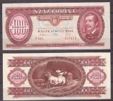 Ungaria 1983 - 100 forint UNC