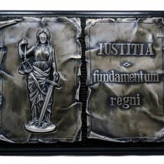 Placheta Justitia