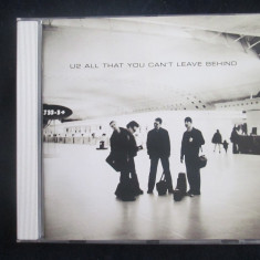 U2 - All That You Can't Leave Behind _ cd,album _ Island ( Germania)