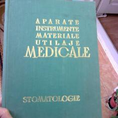 Carte stomatologie 1967