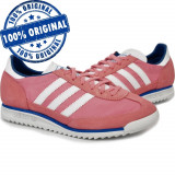 Pantofi sport Adidas Originals SL 72 pentru femei - adidasi originali, 37 1/3, 38, 38 2/3, 39 1/3, 40, Roz, Textil
