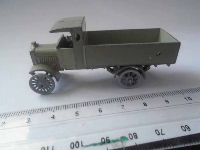bnk jc Matchbox Yesteryear Y6 AEC Y Type Lorry