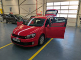Golf 6, 2011, 193000 km, stare perfecta de functionare, Motorina/Diesel, Break