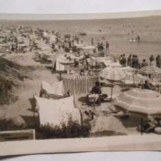 Carte postala Constanta, plaja, necirculata, 1930