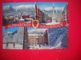 HOPCT 39998 INNSBRUCK   AUSTRIA  - STAMPILOGRAFIE-CIRCULATA