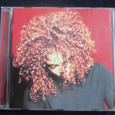 Janet Jackson - The Velvet Rope _ cd,album _ Virgin ( Europa , 1997 )