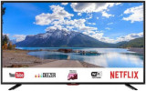 Televizor LED Smart Sharp 139 cm (55inch) LC-55UI7552E, Ultra HD 4K, Smart TV, WiFi, CI+