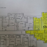 Vand apartament 3 camere, 2014, Militari-Chiajna 75.47 mp, Mansarda