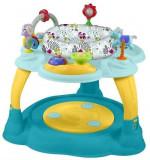 Centru de joaca cu activitati multiple Elegance, Multicolor, Baby Mix