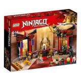 Joc LEGO® Ninjago - Confruntarea Din Sala Tronului 70651
