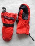 Manusi ski copii M-Sport cu manusi interioare integrate; marime 6; ca noi