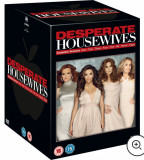 Film Serial Desperate Howsewives DVD BoxSet Complete Collection, Familie, Engleza, independent productions