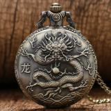 Ceas De Buzunar -dragonul chinezesc