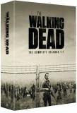 Film Serial The Walking Dead Seasons 1-7 Box Set DVD, Altele, Engleza, columbia pictures