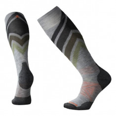 Sosete Ski Smartwool Medium Pattern Gray