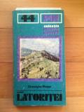 MUNTII NOSTRI NR. 44: Muntii Latoritei, Gheorghe Ploaie, cu harta, 1987
