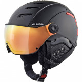 Cumpara ieftin Casca Alpina JUMP 2.0 QVMM black red matt