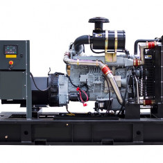 Generator curent electric (grup electrogen) ABAT 275 TJD, motorizare John Deere, 275 kVA, diesel, trifazat, automatizare optionala