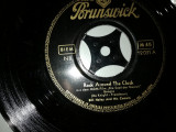"BILL HALEY - ROCK AROUND THE CLOCK (1958/PHILIPS/RFG) - disc VINIL Single ""7/NM"