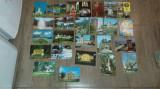 CARTI POSTALE CU ORASE SI LOCURI DIN ROMANIA PERIOADA COMUNISTA, Necirculata, Fotografie