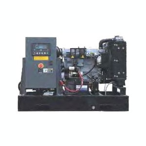 Generator curent electric (grup electrogen) ABAT 12 DWI, motorizare DeWerk, 12 kVA, diesel, trifazat, automatizare