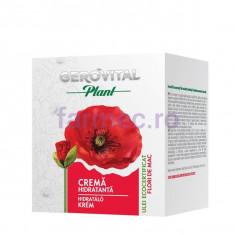 Cremă hidratantă, GEROVITAL Plant