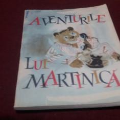 SIPOS BELLA - AVENTURILE LUI MARTINICA 1963