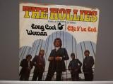 "THE HOLLIES - LONG COOL WOMAN/LIFE...(1975/HANSA/RFG) - disc VINIL Single ""7/VG+"
