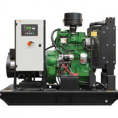 Generator curent electric (grup electrogen) ABAT 45 TJD, motorizare John Deere, 44 kVA, diesel, trifazat, automatizare optionala