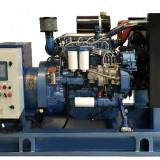 Generator curent electric ( grup electrogen) ABAT 550 TBI, motorizare Baudouin, 550 kVA, diesel, trifazat, automatizare