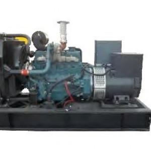 Generator curent electric (grup electrogen) ABAT 490 TD, motorizare Doosan, 490 kVA, diesel, trifazat, automatizare optionala