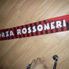 Fular al suporterilor Echipei Fotbal AC Milan - Rosso-Neri