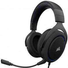 Casti Gaming Corsair HS50 Blue